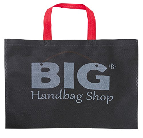 Big Handbag Shop, Borsetta da polso donna One (giallo)