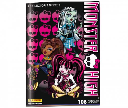 Panini - Classeur Monster High Photocards