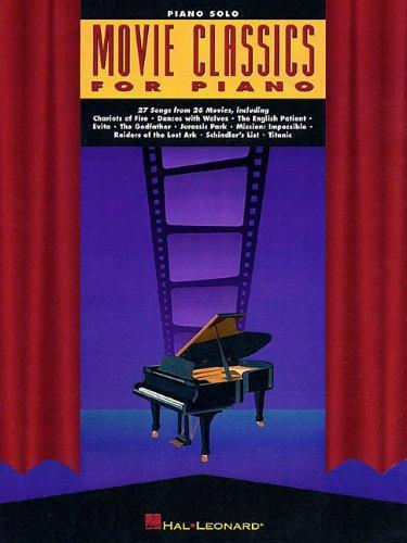 Movie Classics for Piano