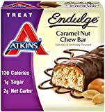 Atkins Endulge Bar Caramel Nut Chew, Caramel Nut Chew 5 Pack