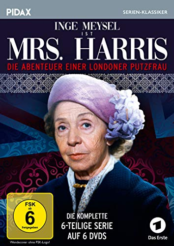Die Abenteuer einer Londoner Putzfrau (6 DVDs)