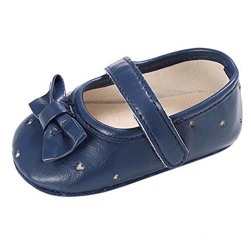 Ginli scarpe bambino,Scarpe Primi Passi Scarpine Neonato Scarpe Bambino Fila Scarpe da Culla per Bambina da Bambino Scarpe da Ginnastica Antiscivolo per Neonato