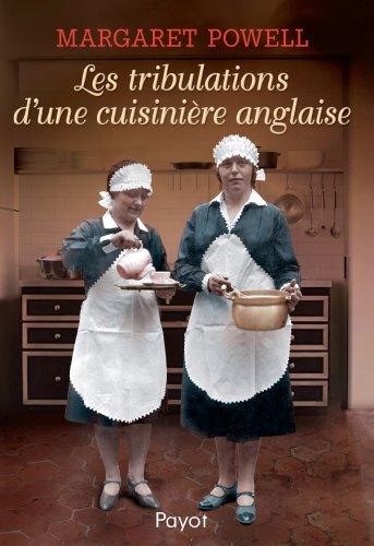 Les tribulations d'une cuisinière anglaise