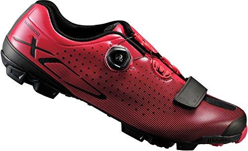 Sapatos Vermelhos De Unissex Shimano 2017 Bike Sapatos Vermelho Mountain Sh xc7r AxU4Xq