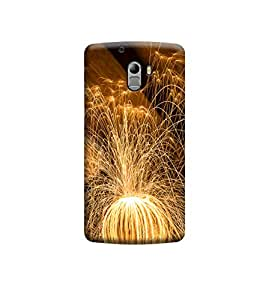 Ebby Premium Designer Back Cover for Lenovo A7010/K4 Note (Designer Case)