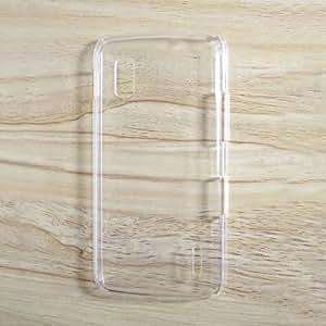 ASCENSION For LG Google Nexus 4 LG E960 Soft Silicone gel Back Case Cover Transparent