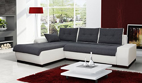 Corner Sofa Paris With Pull Out Bed Bespoke Combination Of
