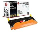 Original Reton Toner kompatibel nach (ISO-Norm 19798) ersetzt CLT-Y4072S für Samsung CLP-320 CLP-320N CLP-325 CLP-325W Samsung CLX-3180 Samsung CLX-3185 CLX-3185FN CLX-3185FW CLX-3185N CLX-3185W