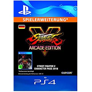 STREET FIGHTER V Season 3 – Character Pass Edition | PS4 Download Code – deutsches Konto