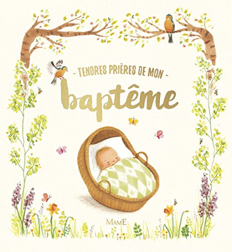 Tendres prières de mon baptême par Sophie Piper