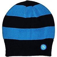 Esclusivo * SSC Napoli Beanie invernale berretto da sci Adulti acciaio
