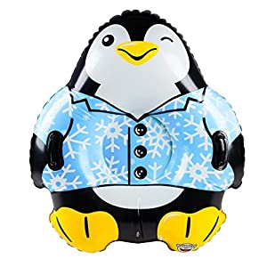 BigMouth Inc Big Mouth Schneekugel, Pinguin, Mehrfarbig