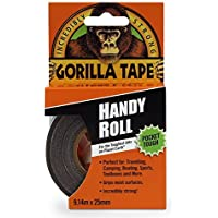 2 x Gorilla Tape 1-inch Handy Roll