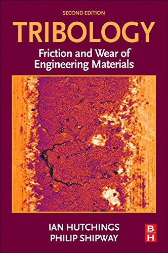 Tribology: Friction and Wear of Engineering Materials por Ian Hutchings