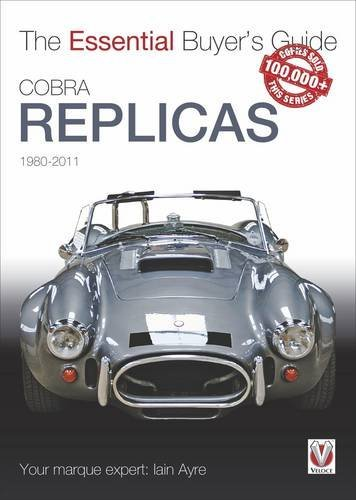 Cobra Replicas (Essential Buyer's Guide Series) by Iain Ayre (2011-09-15)
