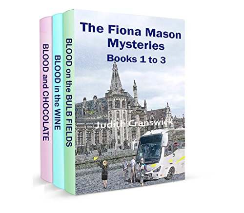 The Fiona Mason Mysteries: Books 1 to 3