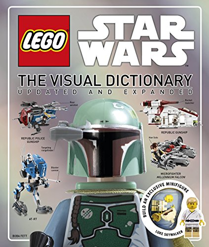LEGO® Star Wars The Visual Dictionary: With Minifigure (Lego 2009 Star Wars)