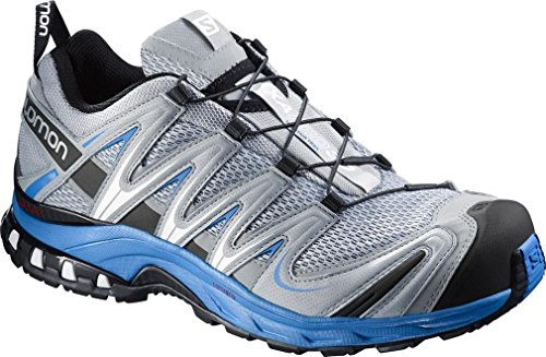 Salomon  XA PRO 3D, Chaussures de trail hommes light onix/bright blue/dark cloud
