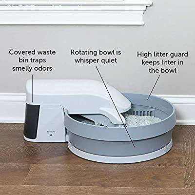 PetSafe Simply Clean Self-Cleaning Automatic Cat Litter Box by PetSafe