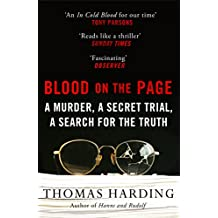 Blood on the Page: WINNER of the 2018 Gold Dagger Award for Non-Fiction (English Edition)