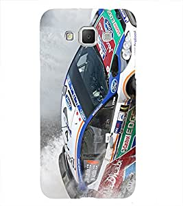 Race car Back Case Cover for Samsung Galaxy Grand Neo::Samsung Galaxy Grand Neo i9060