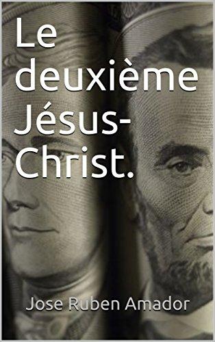 Couverture du livre Le deuxième Jésus-Christ.