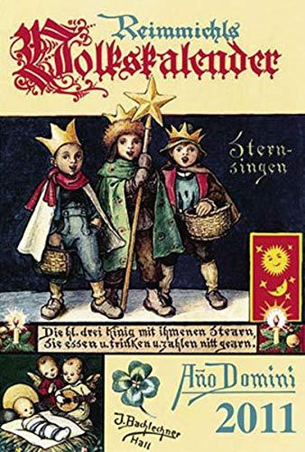 Athesia Tappeiner Verlag Reimmichls Volkskalender 2011: Ausgabe Südtirol