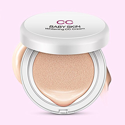 Ferrell Baby Skin Air Cushion BB CC Cream Makeup Base Facial Beauty Liquid Foundation Whitening Concealer 3