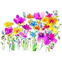 Summer Thornton Wild Meadow Canvas Print, Multi-Colour, 60 x 80 cm