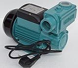 Kreiselpumpe Gartenpumpe WZ250 Leistung 250Watt Förderleistung 2100 L/h 3,3 bar integrierter thermischer Motorschutzschalter.