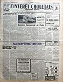 Telecharger Livres INTERET CHOLETAIS L No 23 du 05 06 1964 A L OCCASION DU CONGRES DES ELUS LOCAUX A ANGERS MESSAGE DU PRESIDENT ANTOINE PINAY MONDE ACTUALITES ACHETEZ CHOLETAIS BUREAU DE RECHERCHES ARCHEOLOGIQUES DU CHOLETAIS XXVIE PROMENADE CONFERENCE ANCIENS DE FLANDRES DUNKERQUE 1940 DIMANCHE PROCHAIN PLACE TRAVOT CRITERIUM EDUCATIF DU JEUNE PILOTE MAISON FAMILIALE D APPRENTISSAGE RURAL DE CHOLET AUX ORGANISATEURS DE BALS ET SPECTACLES AMICALE DES BRETONS LES BALLETS IRINA GRJEBINA POUR LA FETE DES (PDF,EPUB,MOBI) gratuits en Francaise