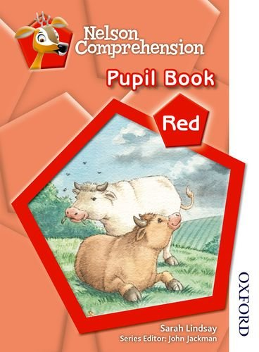 NELSON COMPREHENSION PRINT PRODUCTS: Nelson Comprehension Pupil Book Red: 1