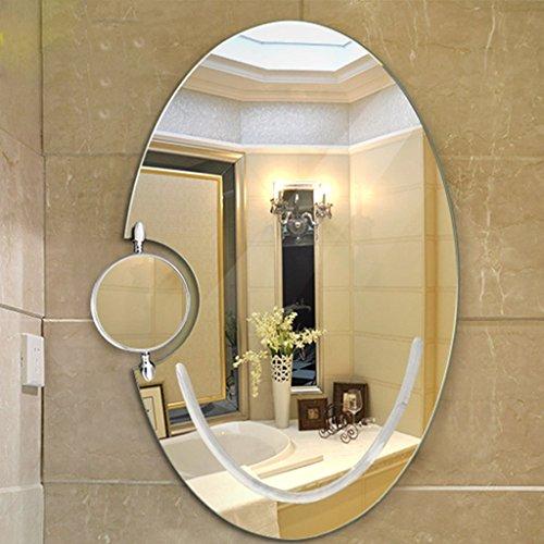 Bloomy Home- Espejo de baño Espejo de baño Ovalado Espejo de baño Espejo de baño Espejo de baño Espejos de Pared