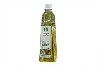 Organic Wood-Pressed Coconut Oil 1 Litre