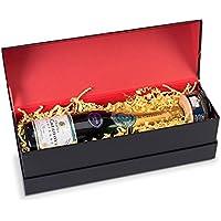 Coffret Brantôme Composé d'un Bloc de Foie Gras de Canard et une Bouteille de Champagne Brut Charles de Cazanove