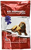 K9 Immunity Plus w/ Transfer Factor , Liver and Fish Flavour Chew - For Dogs 30-70 Lbs(13.6 Kg - 31.8 Kg) and Over 70 Lbs(31.8 Kg)