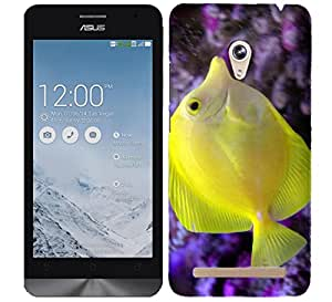 WOW Printed Designer Mobile Case Back Cover For Asus Zenfone 5