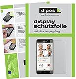 dipos I 6X Schutzfolie matt passend für Emporia SMART.2 Folie Bildschirmschutzfolie