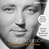 Fritz Wunderlich sings Classical Arias