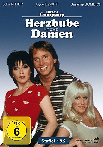 Bild von Three's Company - Herzbube mit zwei Damen (Staffel 1 & 2) [5 DVDs]