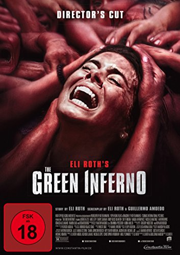 The Green Inferno [Director's Cut]