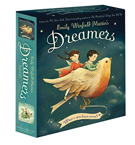Emily Winfield Martin's Dreamers Board Boxed Set por Emily Winfield Martin