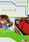 Green Line 1: Vokabeltraining aktiv, Arbeitsheft Klasse 5 (Green Line. Bundesausgabe ab 2014)