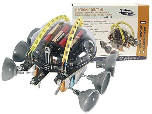 VELLEMAN - KSR4 Escaperoboter, Bausatz 840364