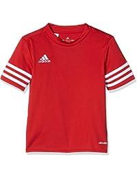 adidas Herren Entrada 14 T-Shirt, Schwarz