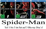Spider-Man: Teil 1-3 komplett kostenlos online stream