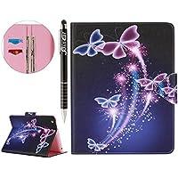 iPad 2 Hülle,iPad 3 Hülle,iPad 4 Hülle,SainCat iPad 2/3/4 Karikatur Muster Ledertasche Brieftasche im BookStyle... preisvergleich bei billige-tabletten.eu