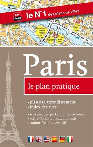 Paris : Le plan pratique