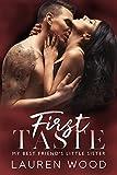 First Taste: My Best Friend's Little Sister Romance (English Edition)