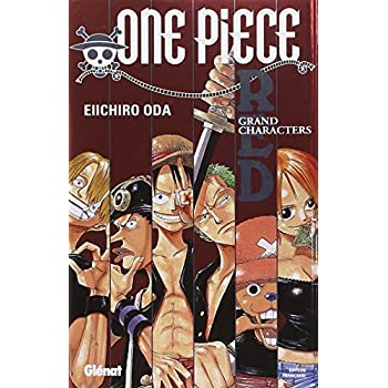 One Piece : Grand Characters Red
